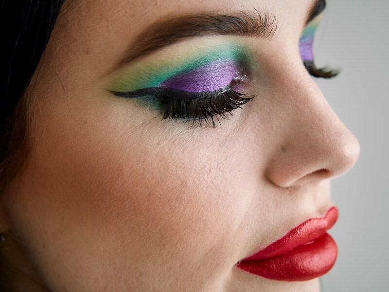 Makeup Tutorial Get The Maleficent Look Disney Australia