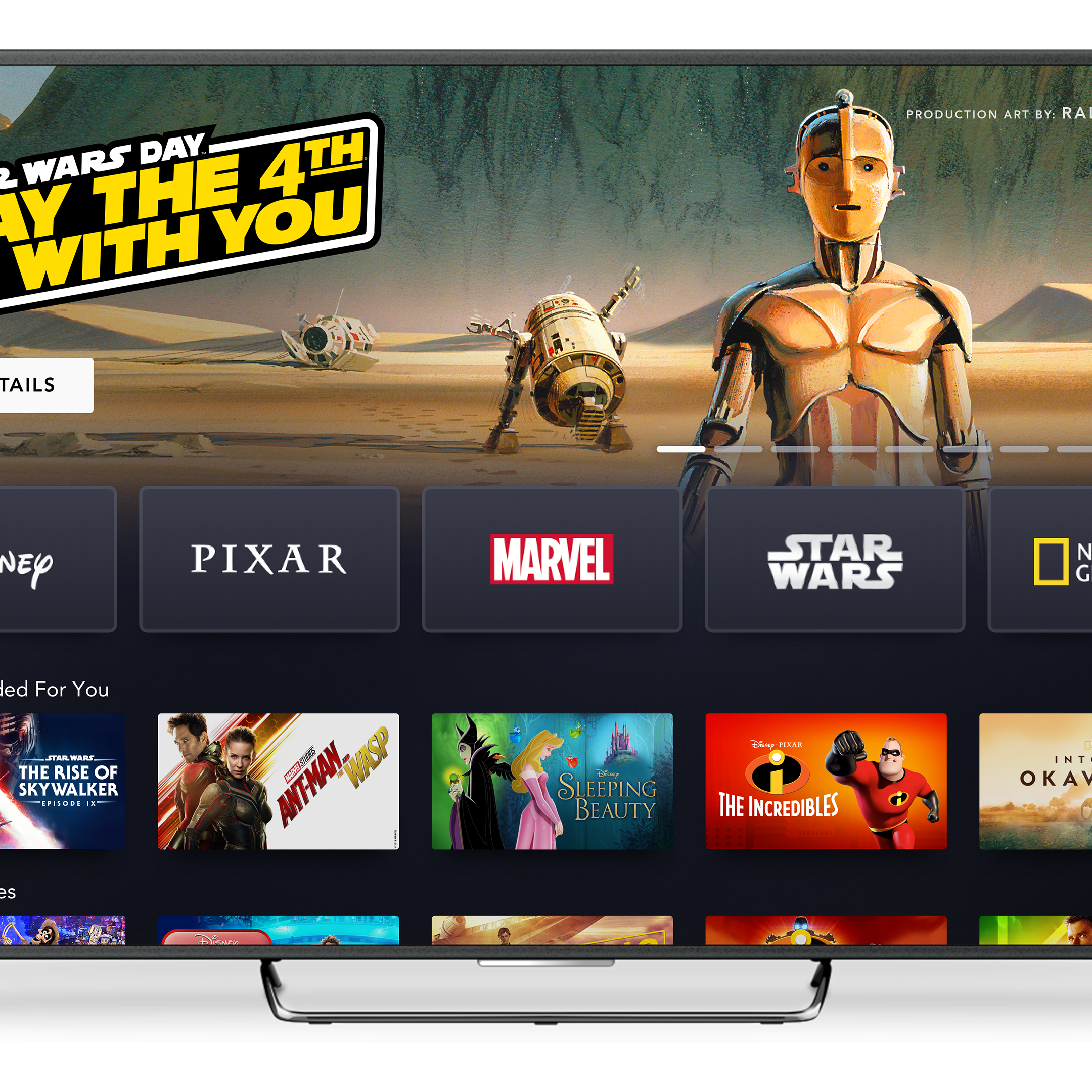 A Truly Epic May the 4th For Star Wars Fans on Disney+