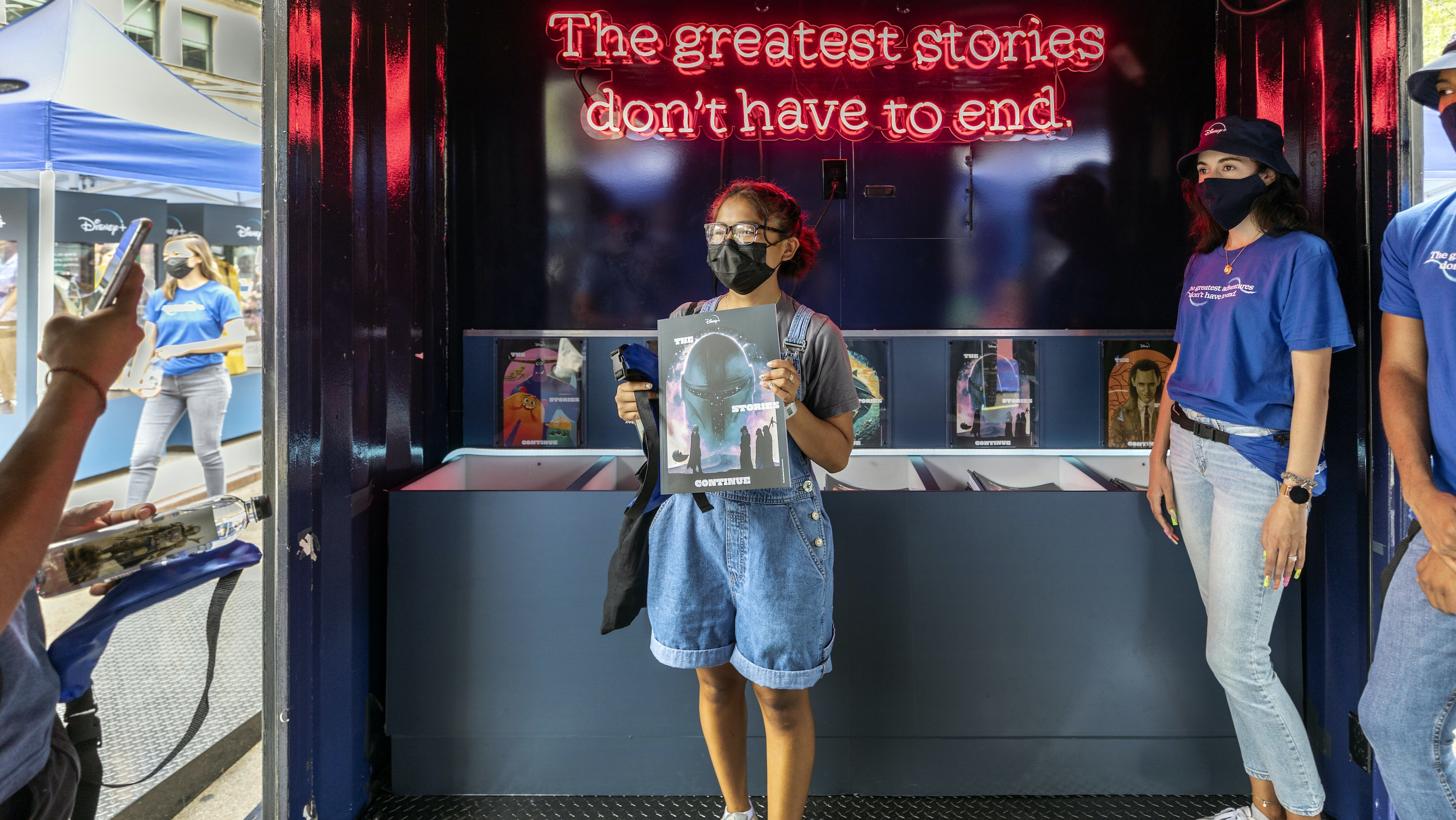 The Stories Continue Tour - Flatiron Plaza, NY - July 24-25, 2021