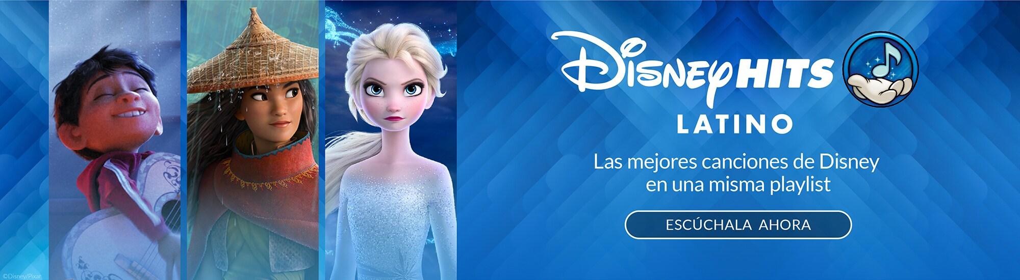 Top_Hub Music_Disney Hits
