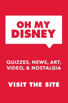 Visit Site - Oh My Disney