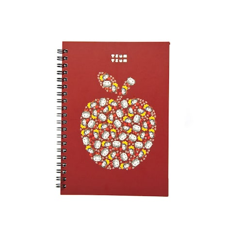 Disney Tsum Tsum Contemporary Disney Princess Notebook