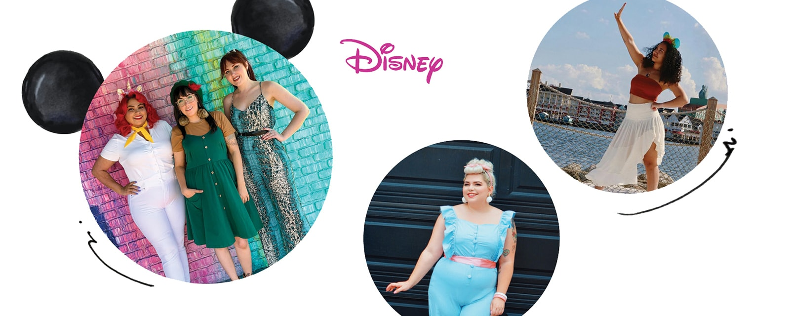 DisneyBound: Dress Disney and Make It Fashion by Leslie Kay book cover