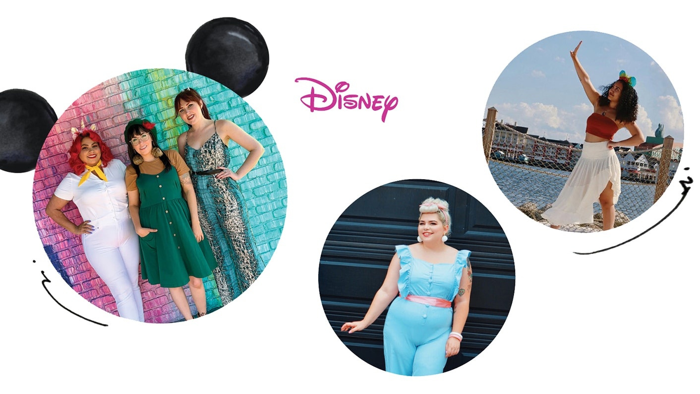Q&A with Leslie Kay on Her New Book, DisneyBound: Dress Disney and Make It Fashion