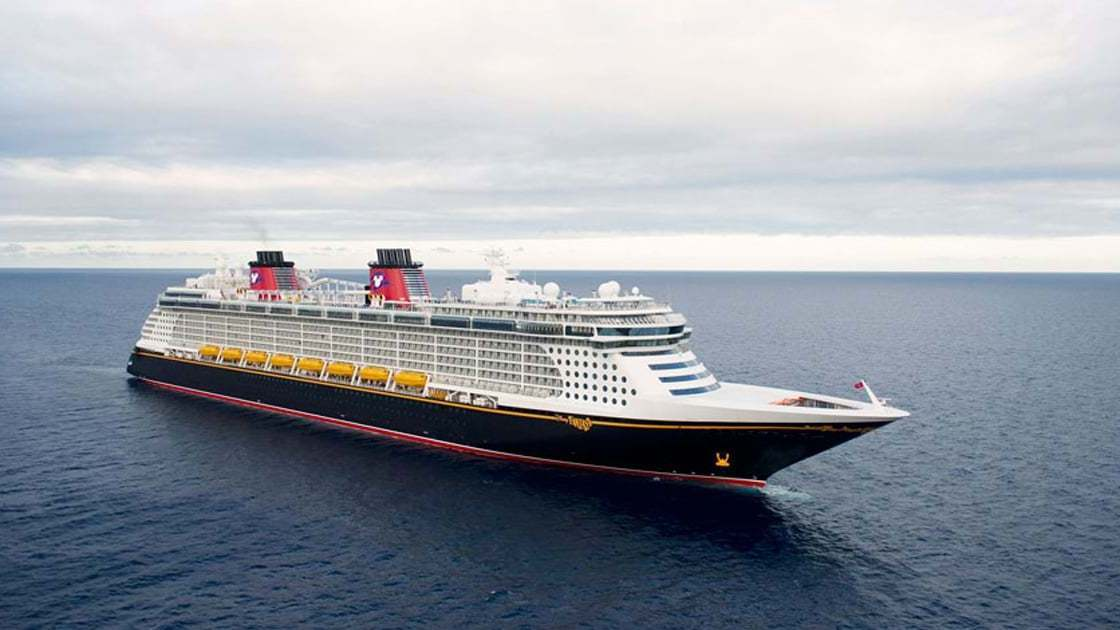 Meet Christiaan Abbott: Disney Cruise Line's Director of Entertainment Creative