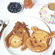 Pancake artistici di Winnie