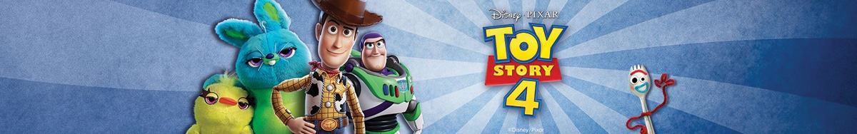 Toy Story 4 LANDING - Banner SORIANA