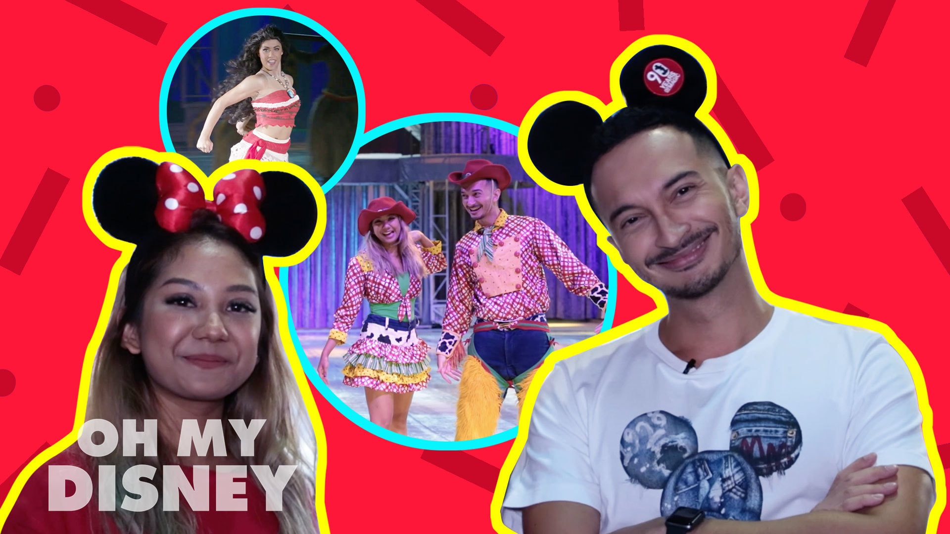 Disney Insider: Come Behind The Scenes Of Disney On Ice Presents Mickey's Super Celebration!