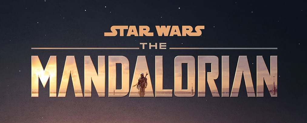 The Mandalorian sunrise poster Disney Plus