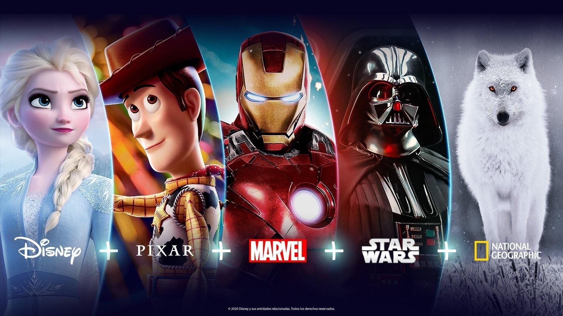En noviembre llega Disney+ a Latinoamérica