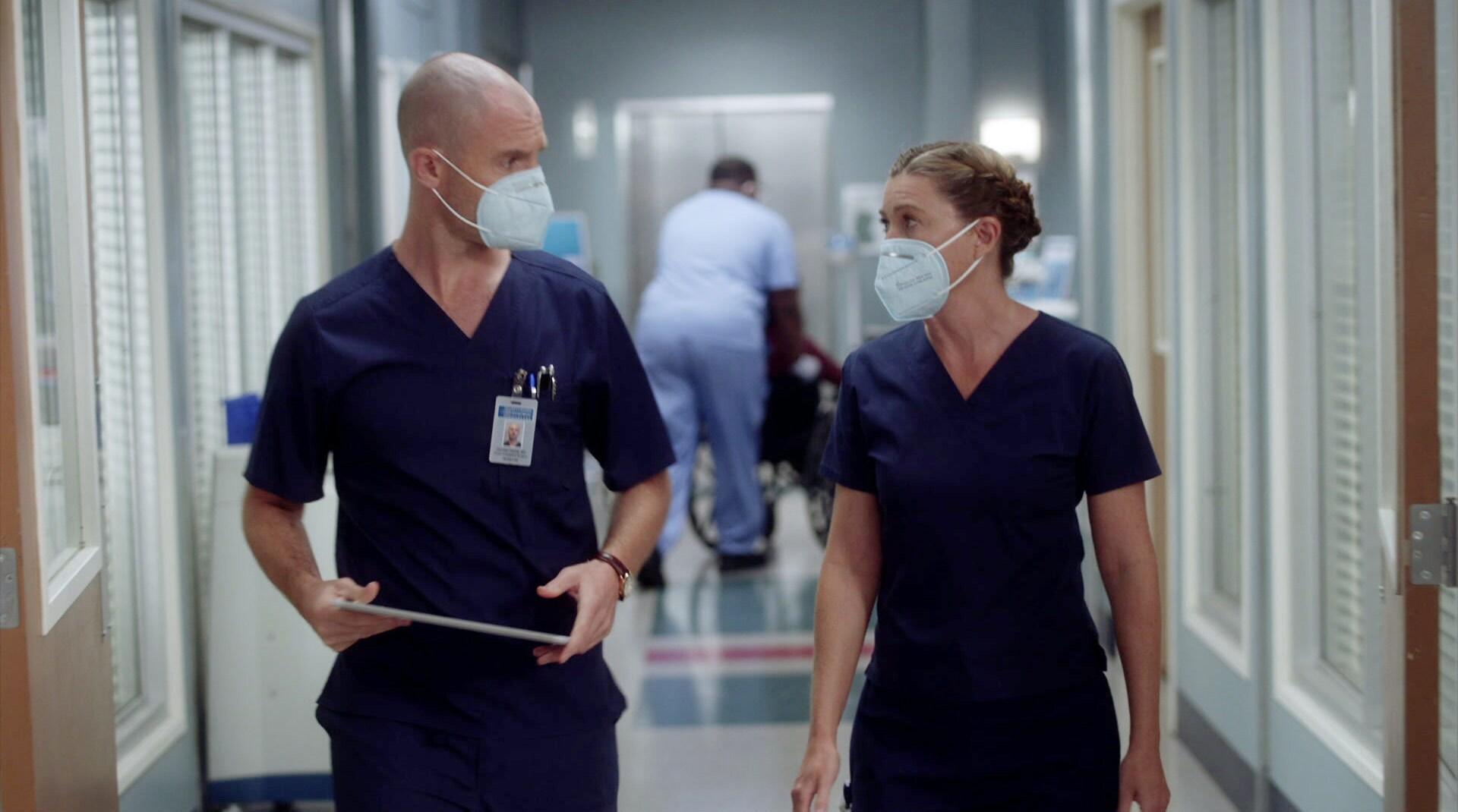 Una imagen fija de Anatomía de Grey - temporada 17