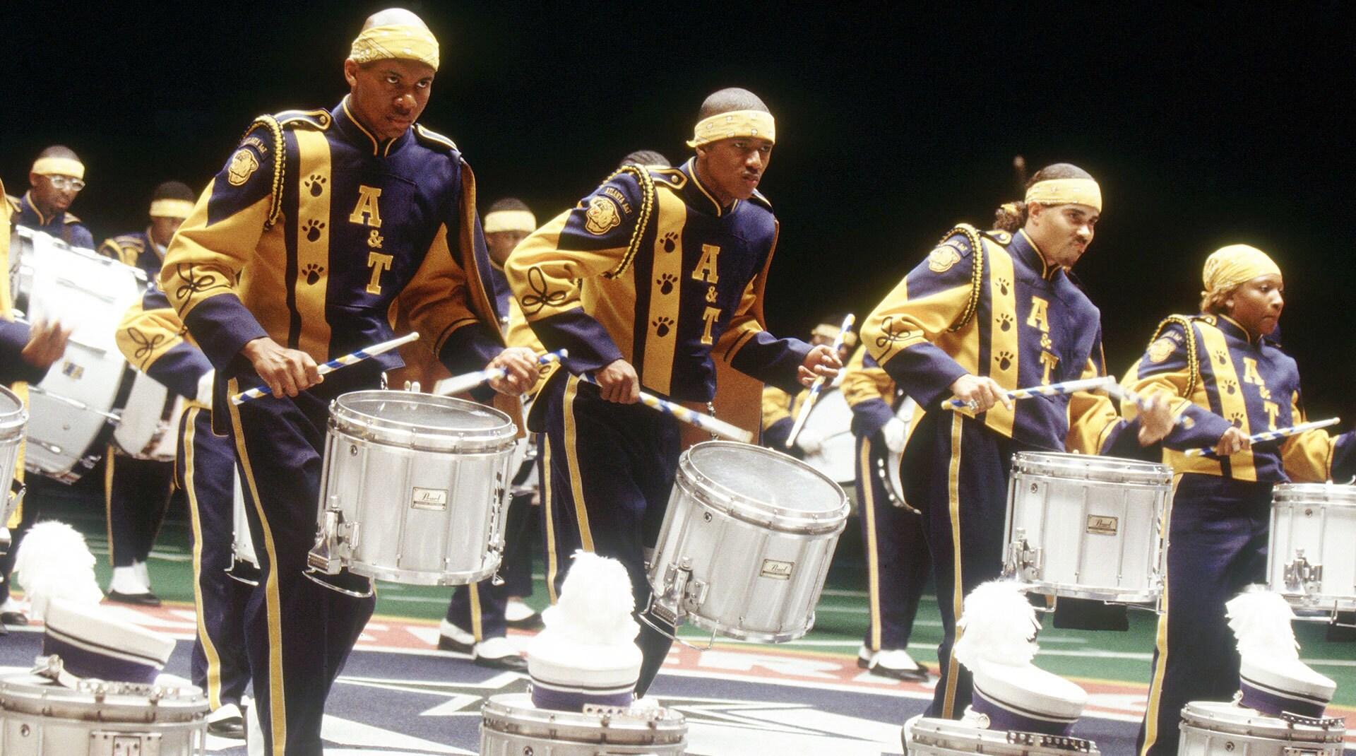 A still from Drumline