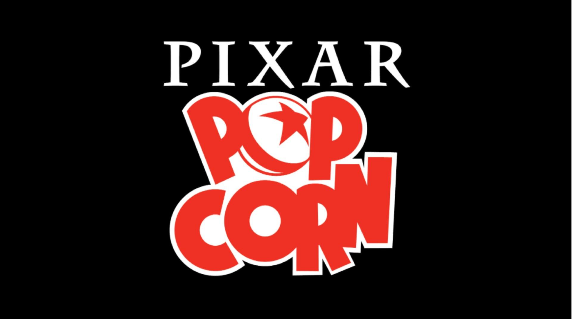 A still from Pixar Popcorn