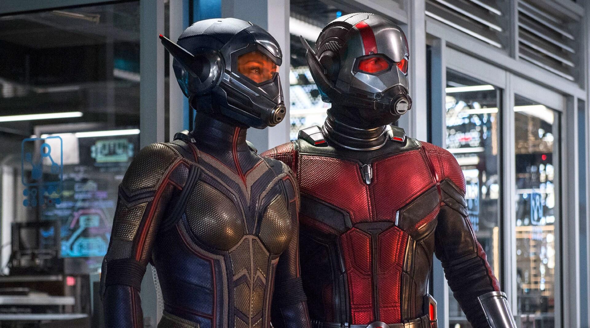 Une image de Marvel Studios' Ant-Man et La Guêpe