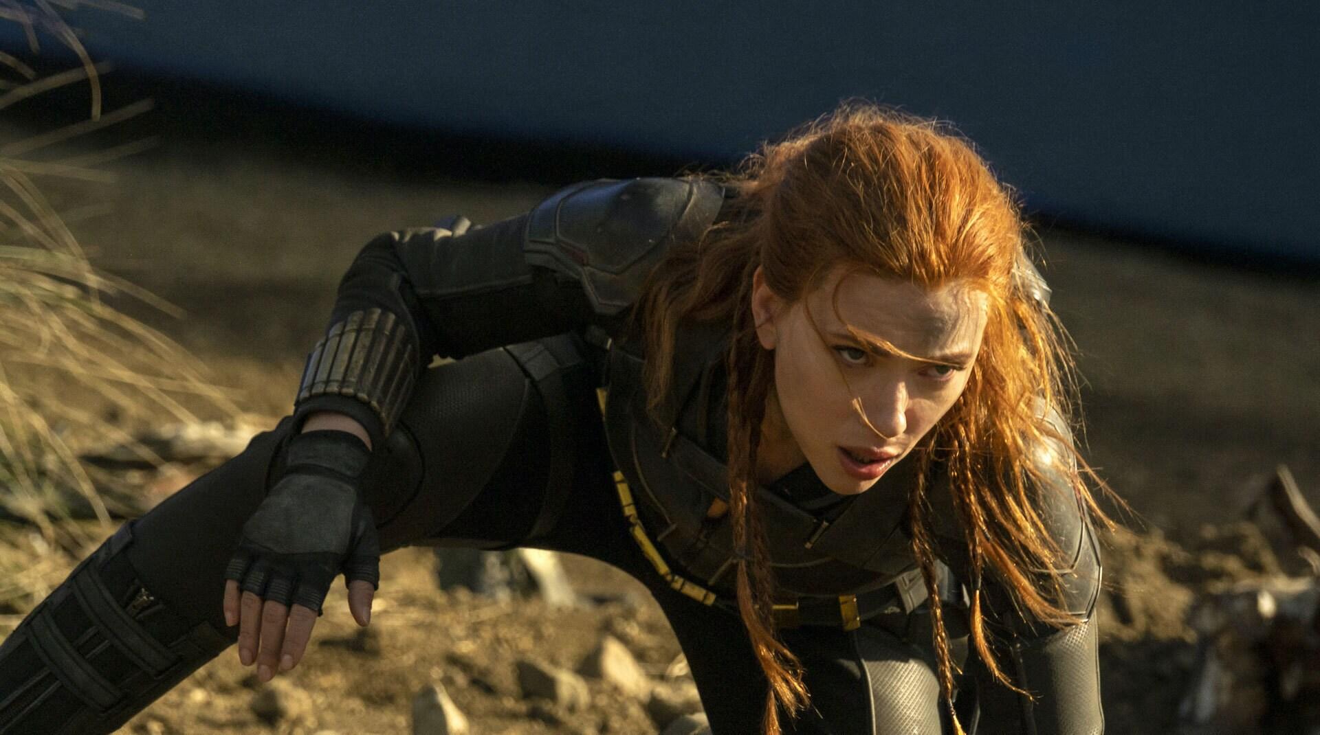 A still image from Black Widow