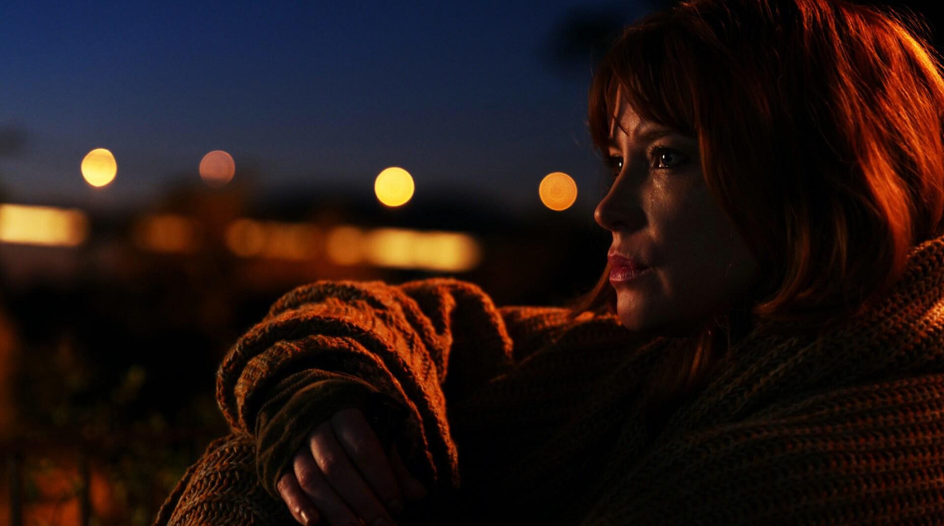 Un fermo immagine del fim The Gloaming - Le ore più buie