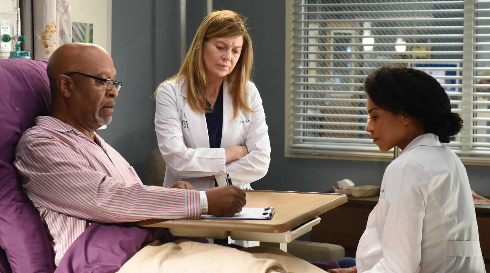 Greys Anatomy Saison 16