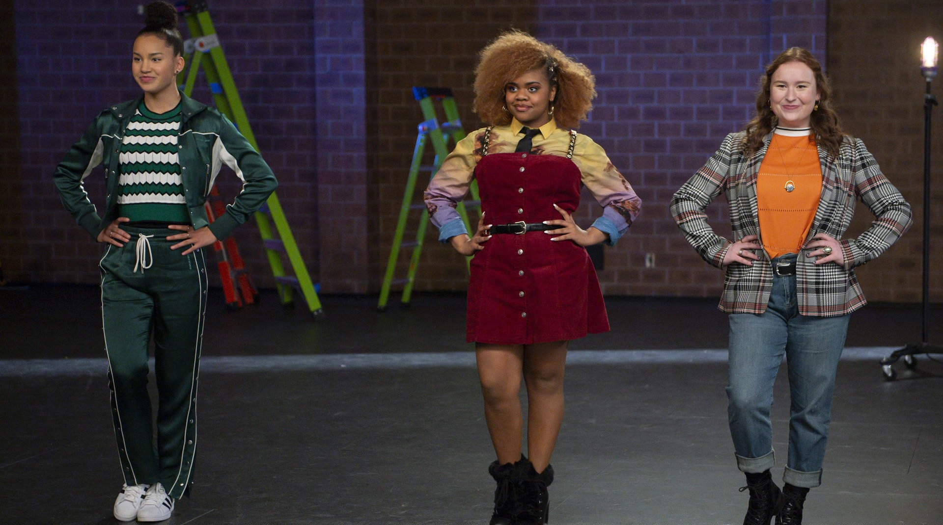 A still image from High School Musical: The Musical: The Series Season 2