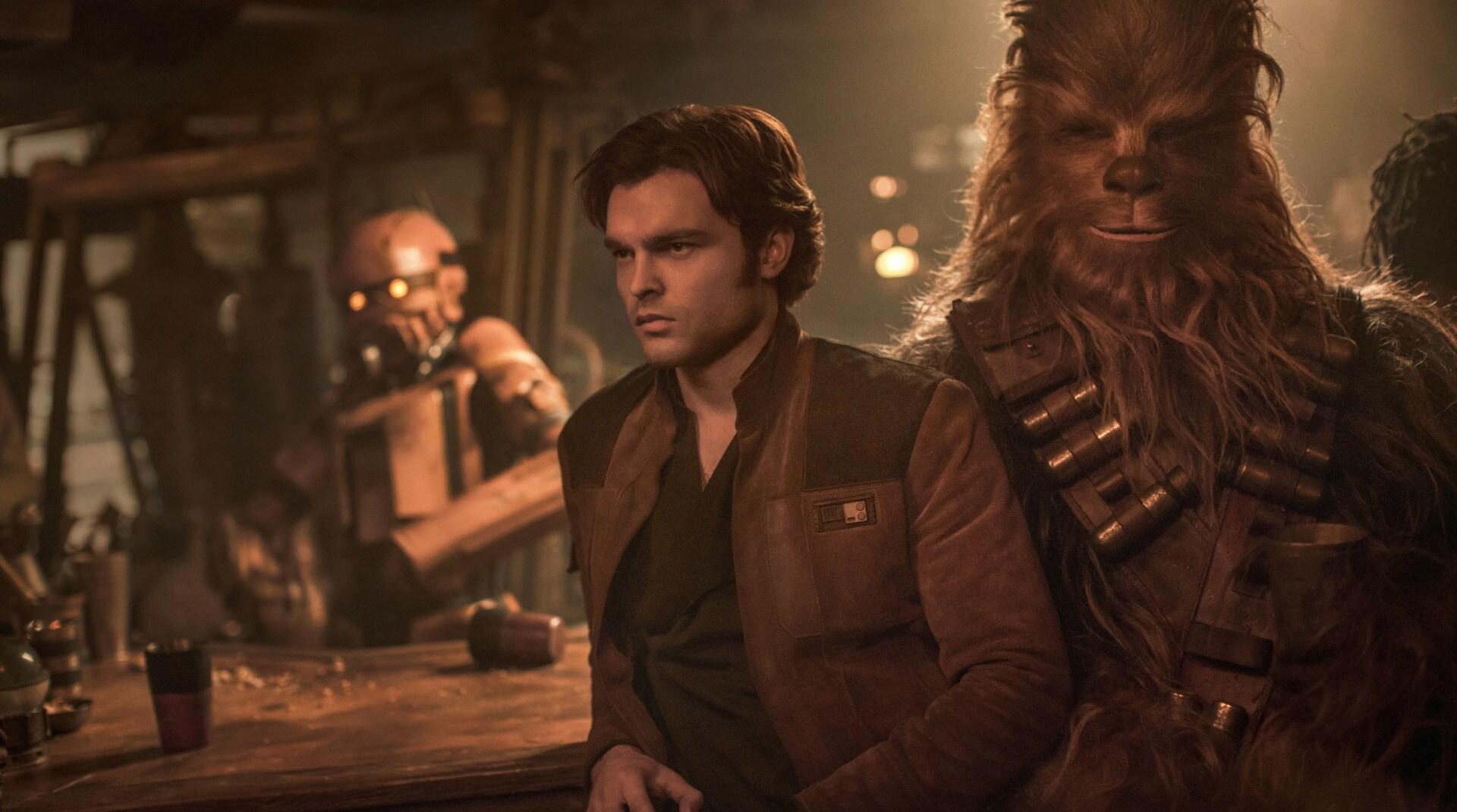 Une image de Solo : A Star Wars Story