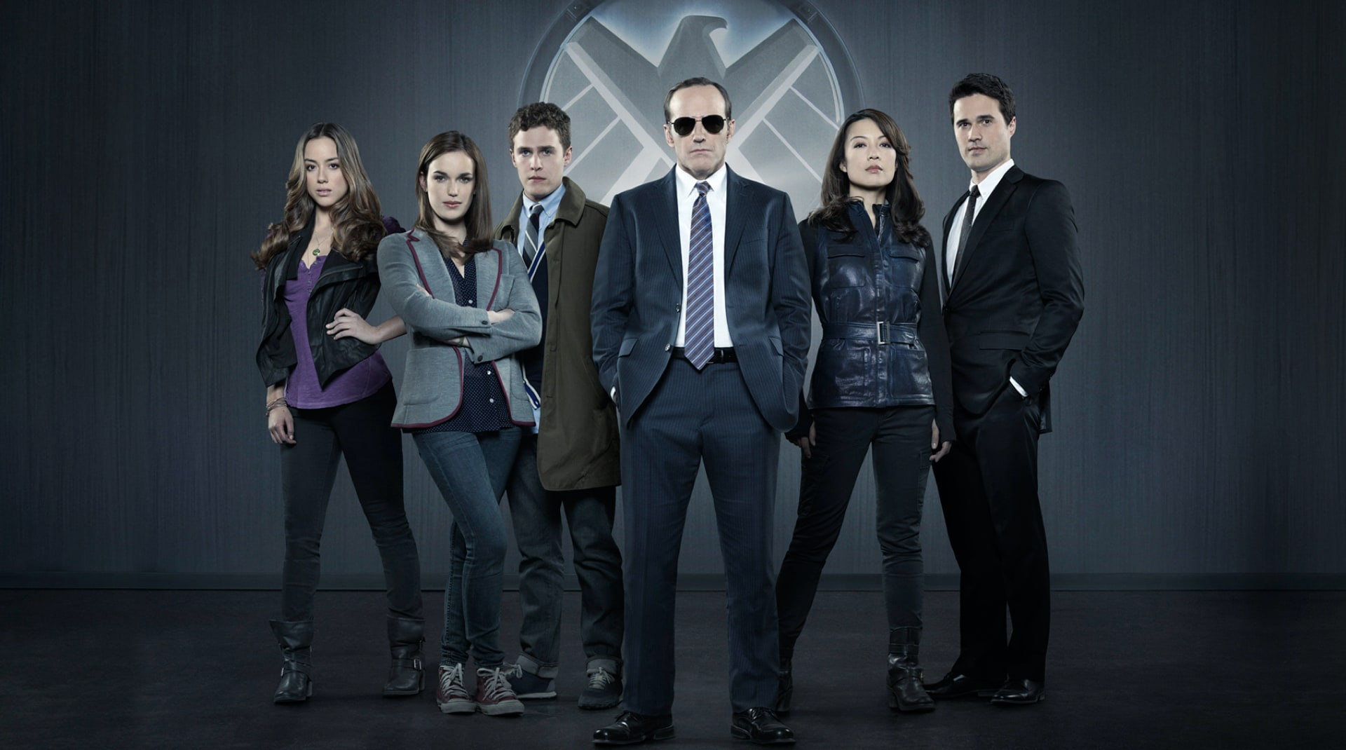 A still from Marvel's Agents of SHIELD