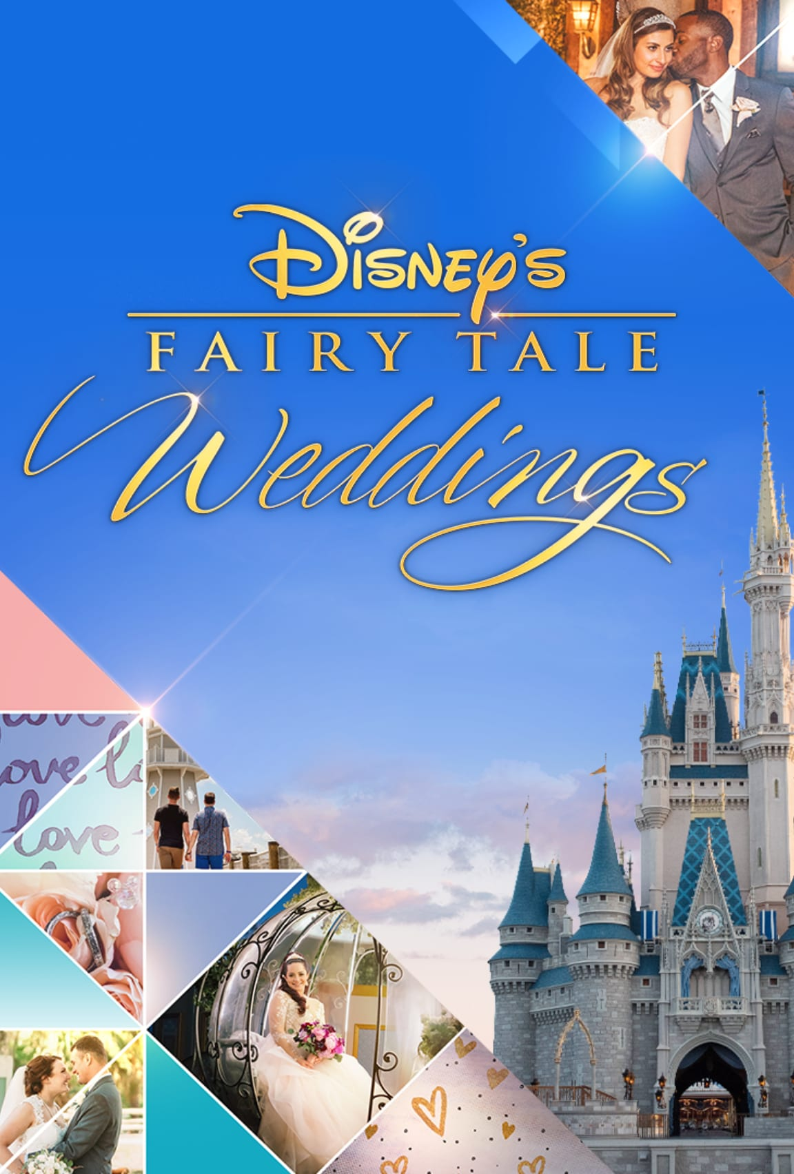 Disney's Fairy Tale Weddings (2017)