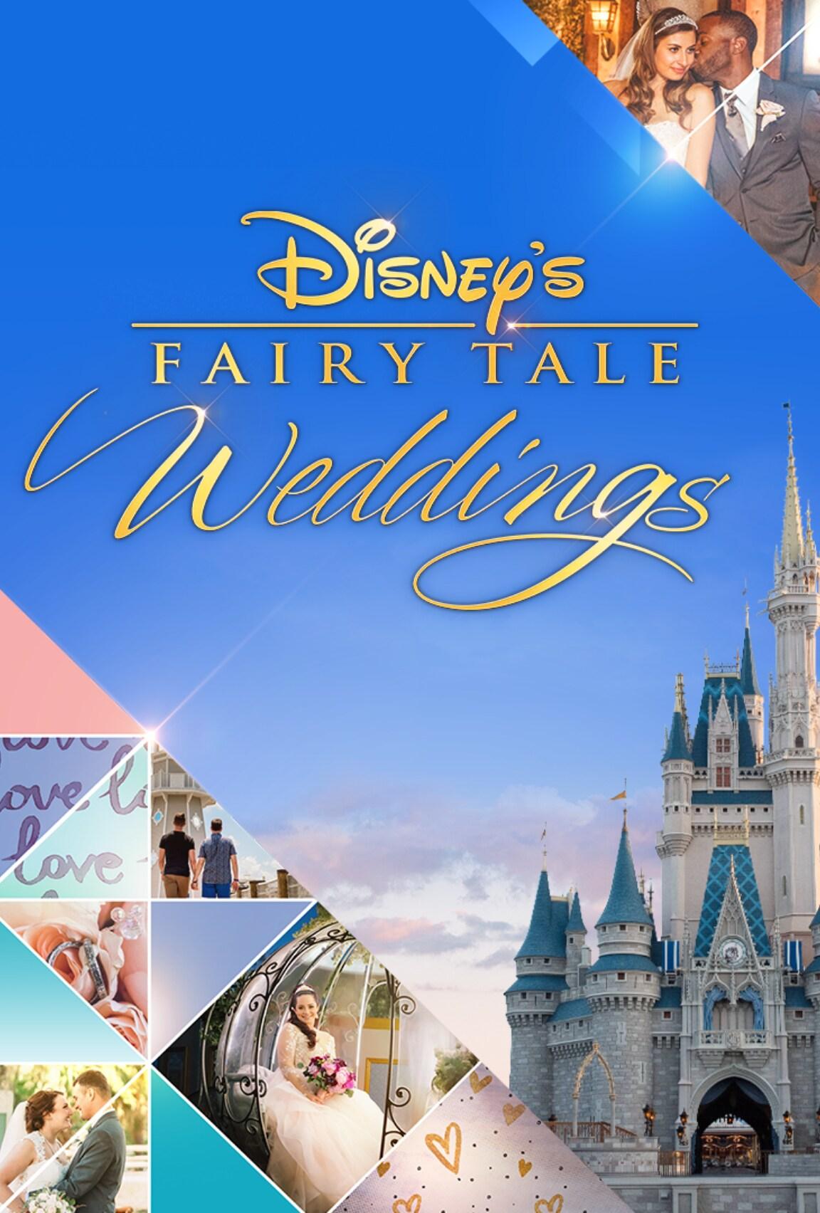 Disney's Fairy Tale Weddings (2017)