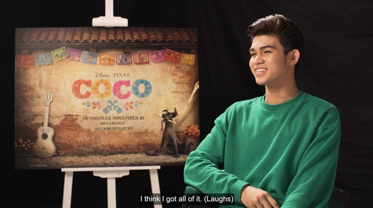 Disney Sessions: Remember the Song Quiz with Inigo Pascual