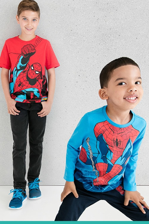 Colección Spider-man en C&A