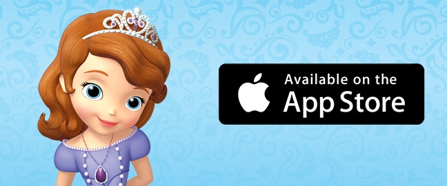 Disney Junior app - iOS