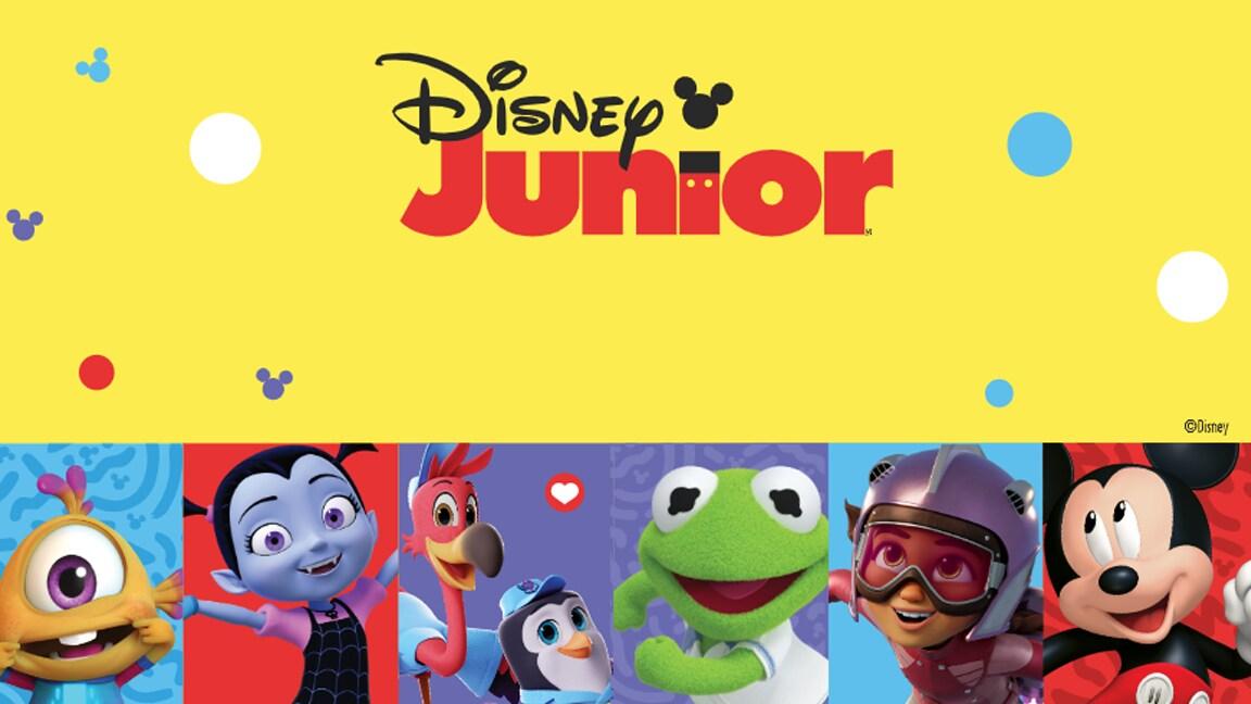 Disney Junior te trae un cuaderno de actividades con tus personajes favoritos
