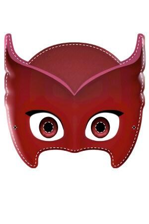 Owlette Mask