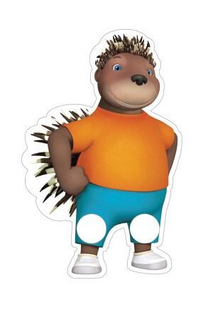 Munroe - Finger Puppet