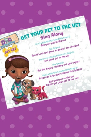 Pet Vet Song