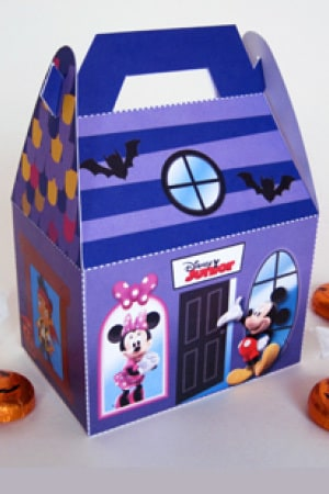 Trick or Treat Box