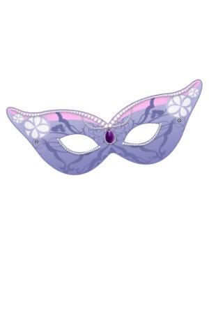 Sofia's Masquerade Mask
