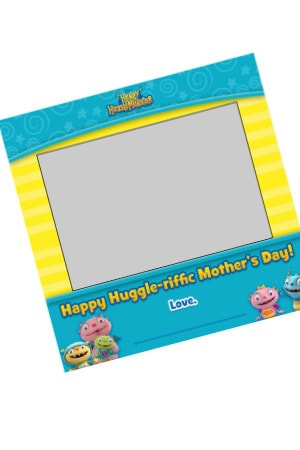 Henry Hugglemonster Mother's Day Picture Frame