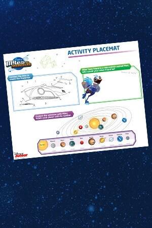 Activity Placemat