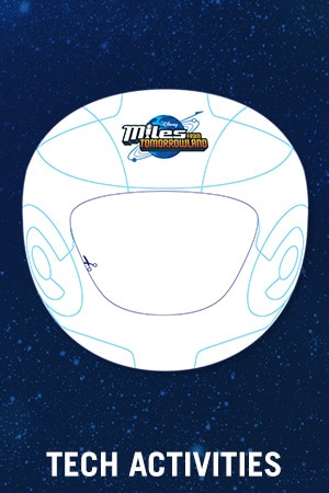 Miles From Tomorrowland Space Missions Disney Partners