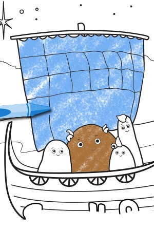 Small Potatoes - Boat