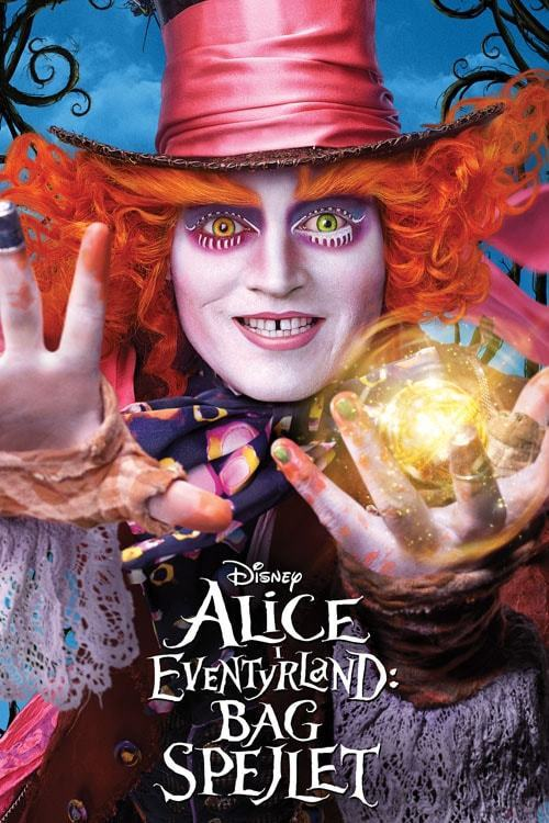 Alice i Eventyrland: Bag spejlet