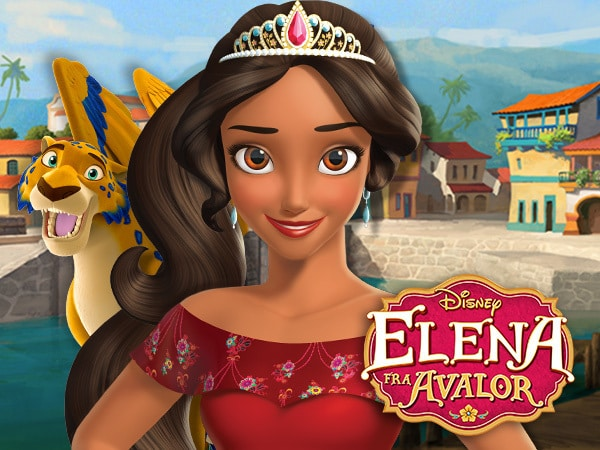 Elena of Avalor (Show Page)