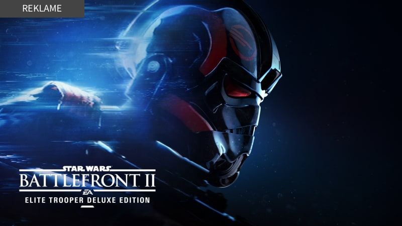 Heroes are born on the Battlefront