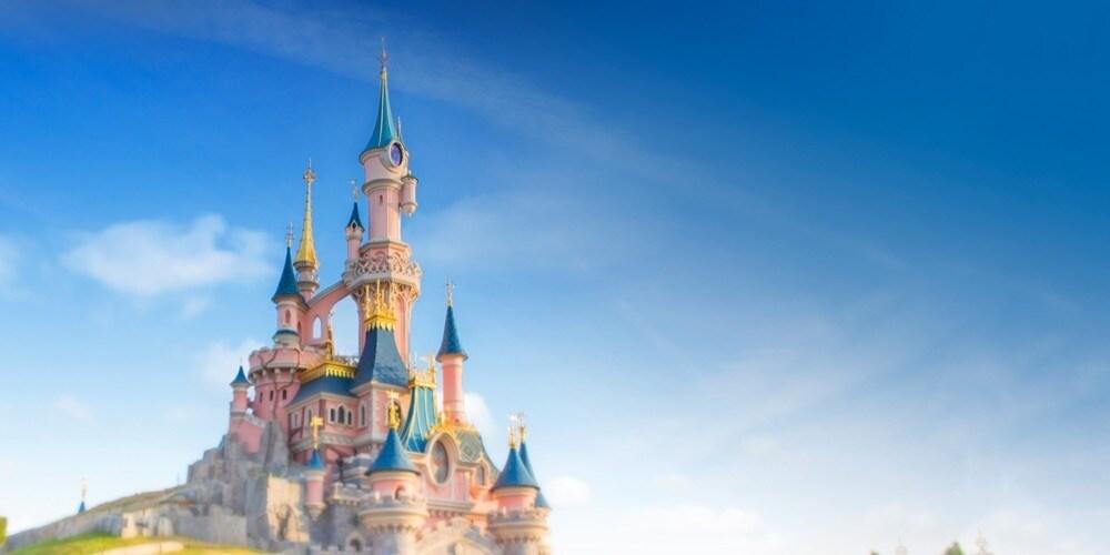 Le Château de la Belle au Bois Dormant à Disneyland Paris
