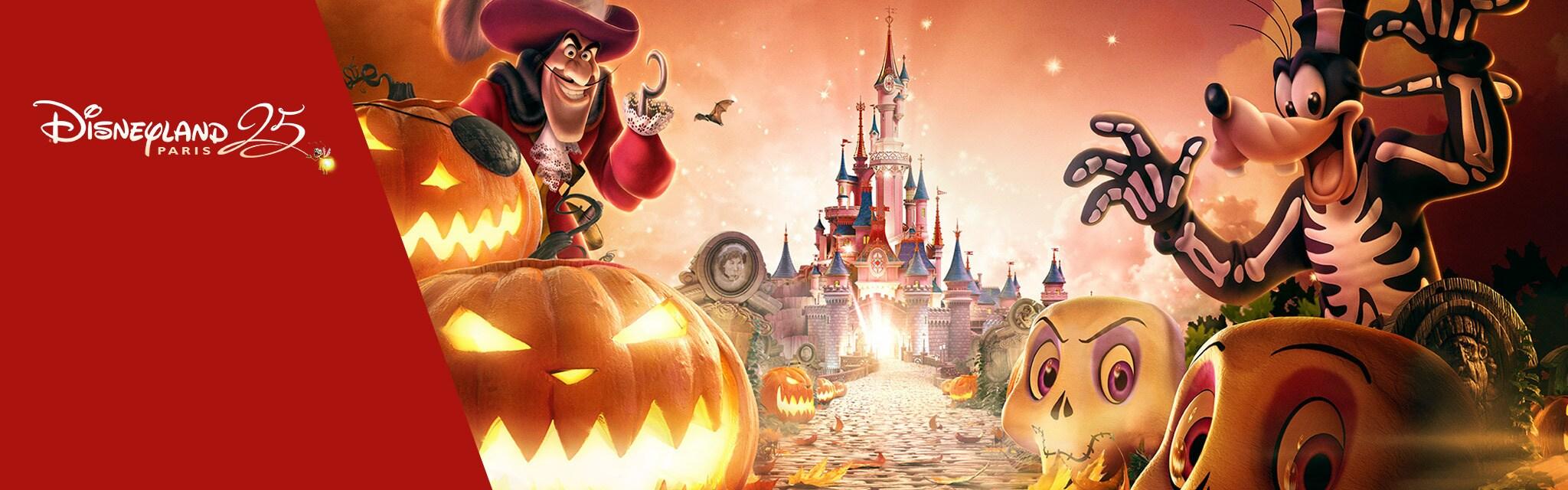 BENL Homepage - DLP Halloween