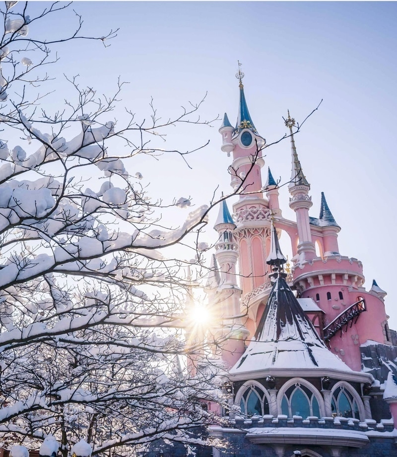 Disneyland® Paris | Frühbucherangebot für den Winter