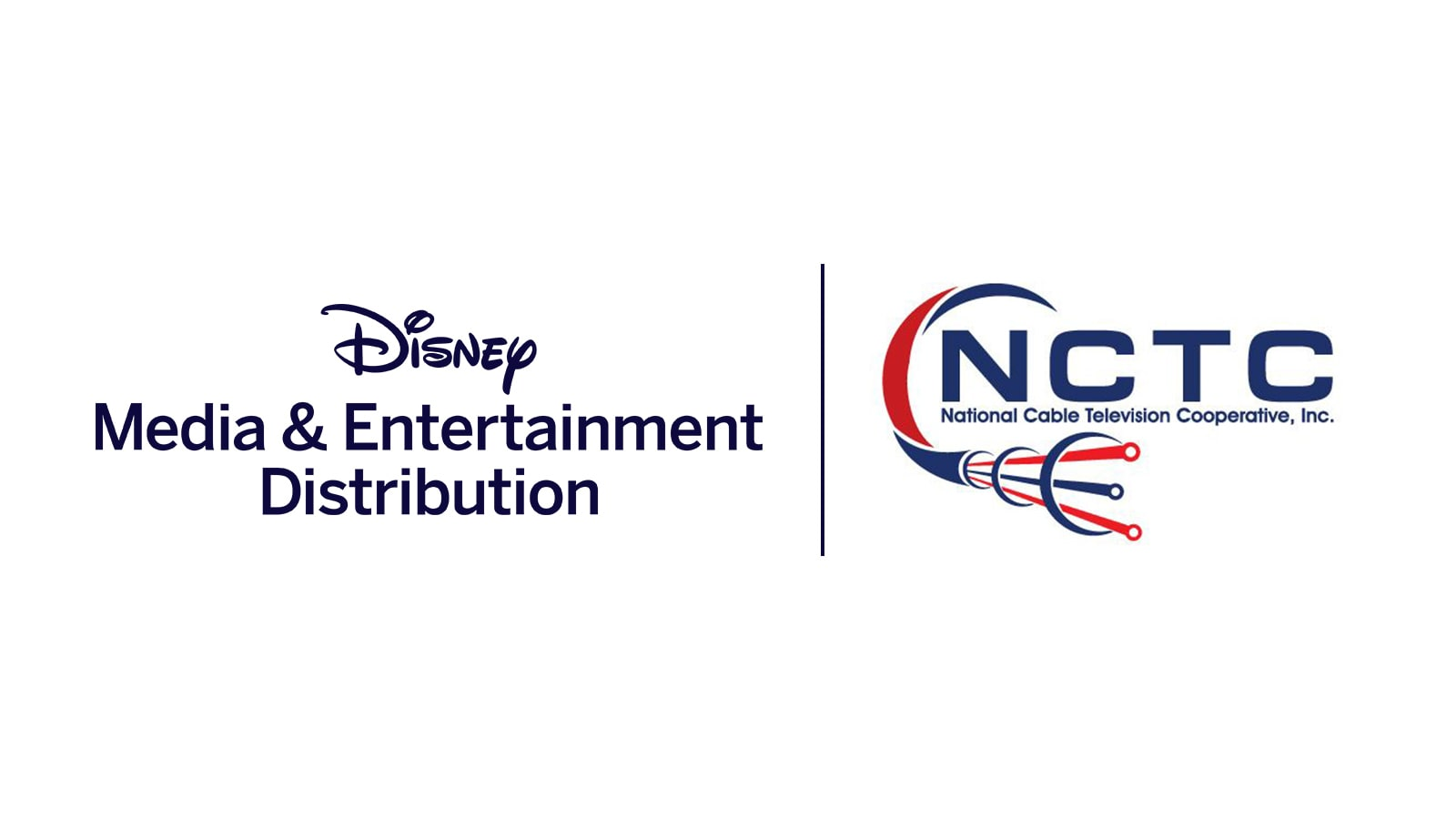 Disney Media & Entertainment Distribution and The National Cable Television Cooperative Reach Comprehensive Carriage Agreement