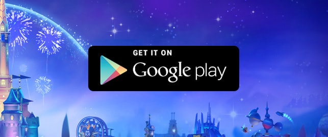 Disney Magic Kingdom - Android (Side by Side)