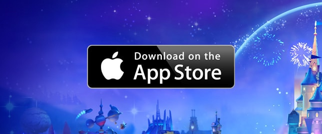 Disney Magic Kingdom - iOS (Side by Side)