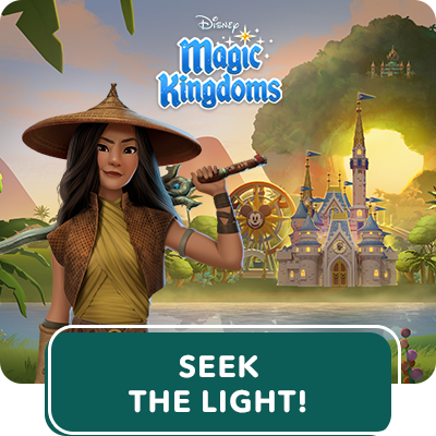 Hero Stream - Magic Kingdoms - Seek the Light! (03/9/21)