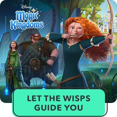 Hero Stream - Magic Kingdoms - Let the Wisps Guide You (12/15/20)